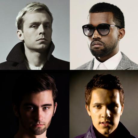 Kanye West & Mr. Hudson vs. Rene Kuppens & Dyro – Raid Supernova (Paul Loeb Mashup)