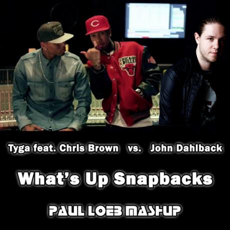 Tyga feat. Chris Brown vs. John Dahlback – What's Up Snapbacks (Paul Loeb Mashup)