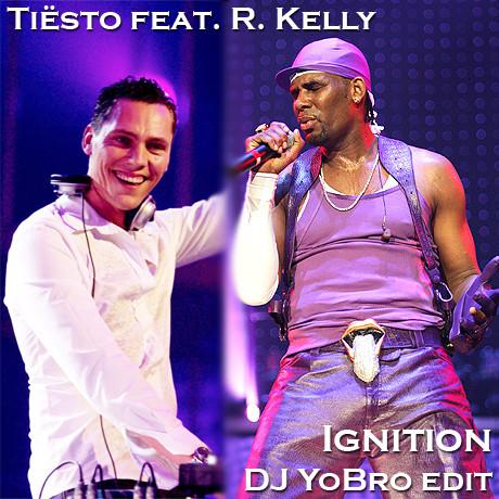 Tiesto feat. R. Kelly – Ignition (Paul Loeb edit)